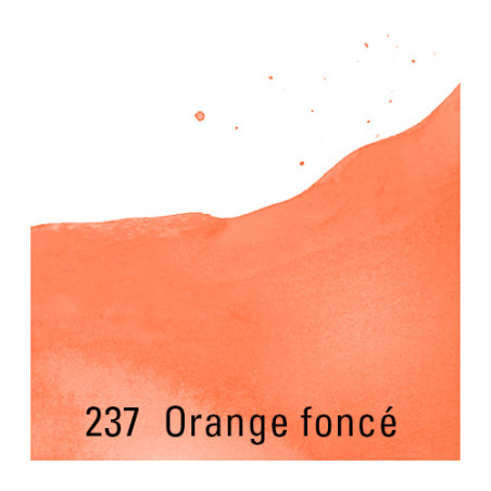 TALENS ECOLINE 30ML ORANGE FONCE 237