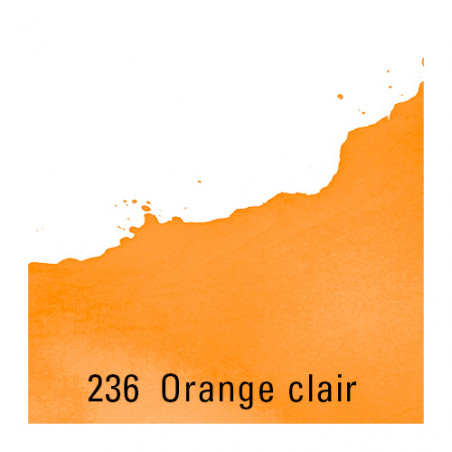 TALENS ECOLINE 30ML ORANGE CLAIR 236