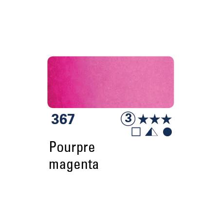 SCHMINCKE AQUARELLE HORADAM 15ML S3 367 POURPRE MAGENTA