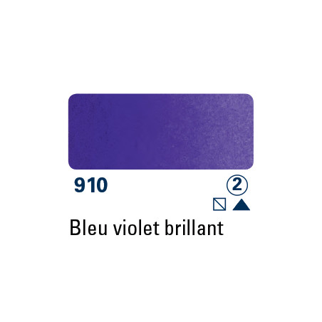 SCHMINCKE AQUARELLE HORADAM 5ML S2 910 BLEU VIOLET BRILLANT