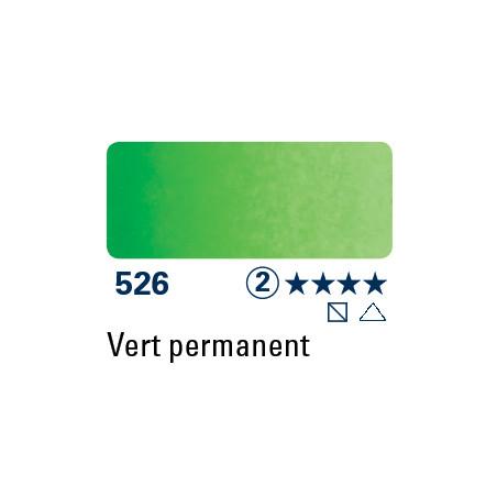 SCHMINCKE AQUARELLE HORADAM 15ML S2 526 VERT PERMANENT