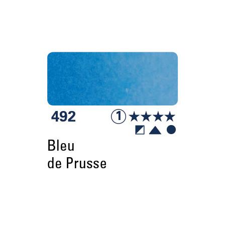 SCHMINCKE AQUARELLE HORADAM 5ML S1 492 BLEU DE PRUSSE