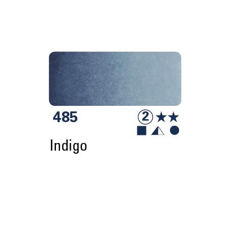 SCHMINCKE AQUARELLE HORADAM 5ML S2 485 INDIGO