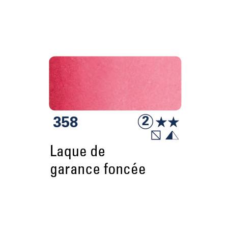 SCHMINCKE AQUARELLE HORADAM 15ML S2 358 LAQUE GARANCE FONCE
