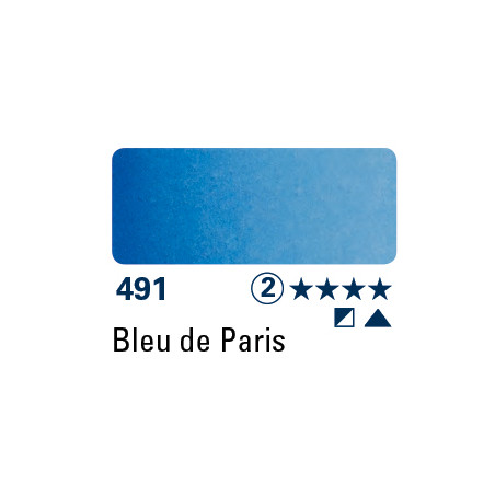 SCHMINCKE AQUARELLE HORADAM 15ML S2 491 BLEU DE PARIS