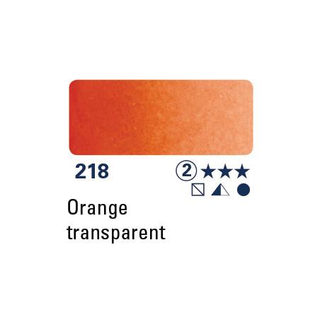 SCHMINCKE AQUARELLE HORADAM GODET S2 218 ORANGE TRA /A EFFACER