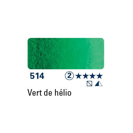 SCHMINCKE AQUARELLE HORADAM 15ML S2 514 VERT DE HELIO