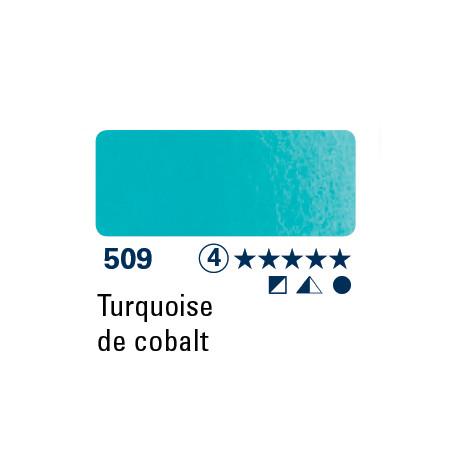 SCHMINCKE AQUARELLE HORADAM 5ML S4 509 TURQ COBALT