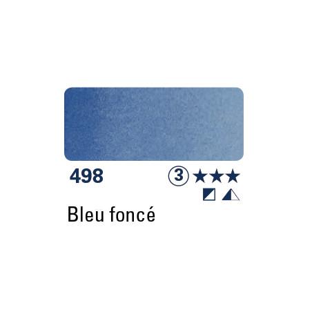 SCHMINCKE AQUARELLE HORADAM 5ML S3 498 BLEU INDIGO FONCE