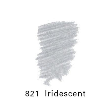 SEN PASTEL ECU PETIT 821 IRIDSICENT ARGENT