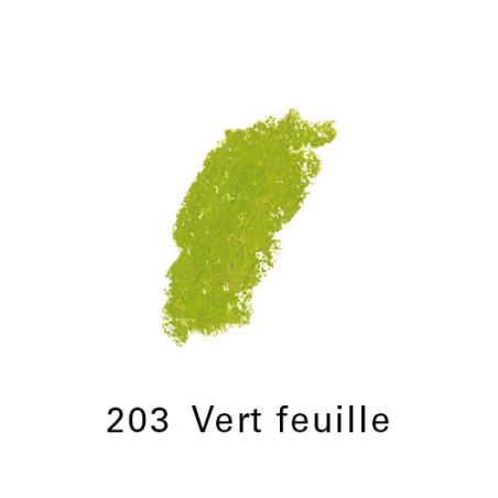 SEN PASTEL ECU PETIT 203 VERT FEUILLE