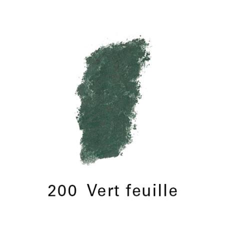 SEN PASTEL ECU PETIT 200 VERT FEUILLE