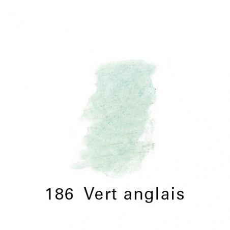 SEN PASTEL ECU PETIT 186 VERT ANGLAIS