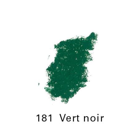 SEN PASTEL ECU PETIT 181 VERT NOIR