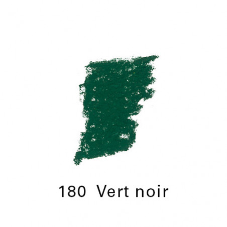SEN PASTEL ECU PETIT 180 VERT NOIR