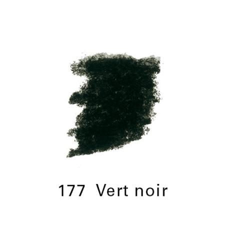 SEN PASTEL ECU PETIT 177 VERT NOIR