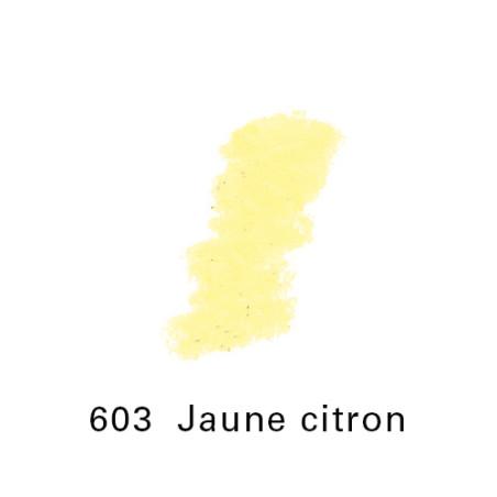SEN PASTEL ECU PETIT 603 JAUNE CITRON