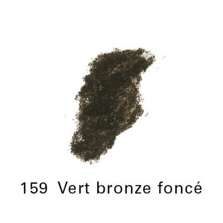 SEN PASTEL ECU PETIT 159 VERT BRONZE FONCE