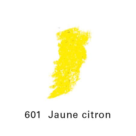 SEN PASTEL ECU PETIT 601 JAUNE CITRON
