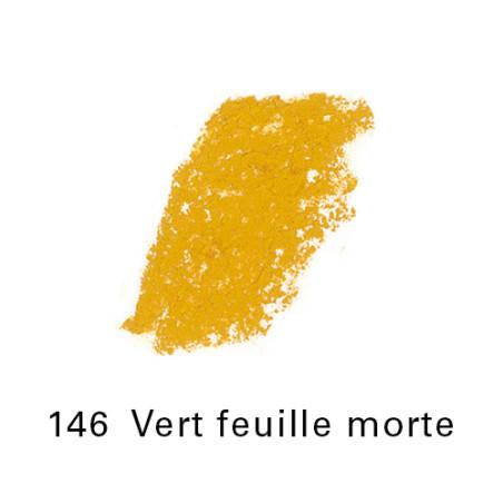 SEN PASTEL ECU PETIT 146 VERT FEUILLE MORTE