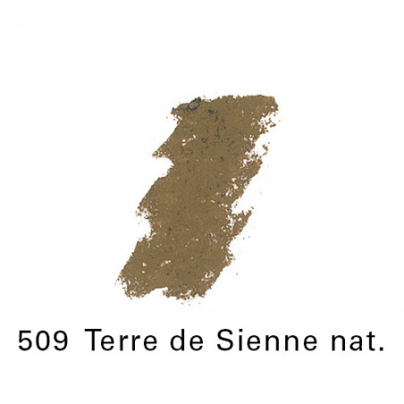 SEN PASTEL ECU PETIT 509 TERRE SIENNE NATURELLE