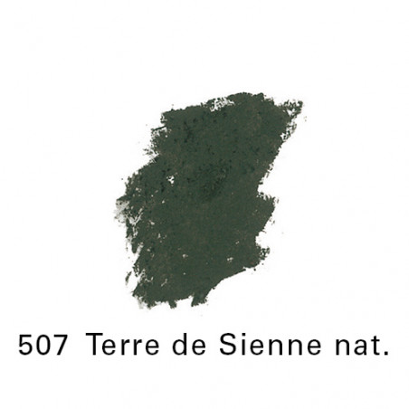 SEN PASTEL ECU PETIT 507 TERRE SIENNE NATURELLE