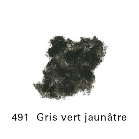 SEN PASTEL ECU PETIT 491 GRIS VERT JAUNATRE
