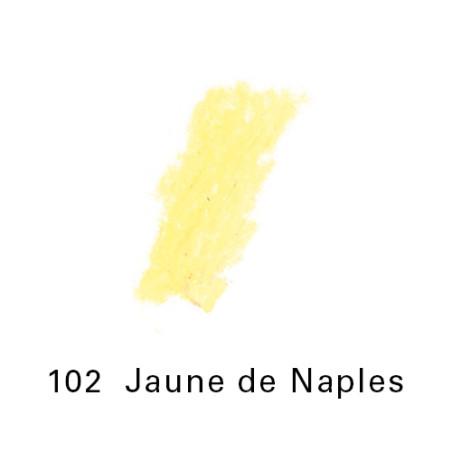 SEN PASTEL ECU PETIT 102 JAUNE DE NAPLES