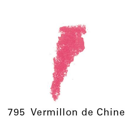 SEN PASTEL ECU GRAND 795 VERMILLON DE CHINE