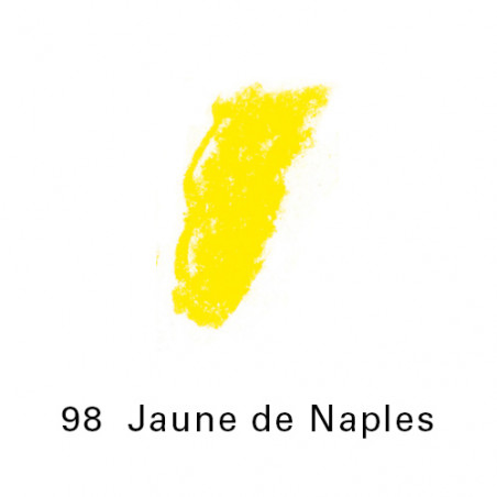 SEN PASTEL ECU PETIT 98 JAUNE DE NAPLES