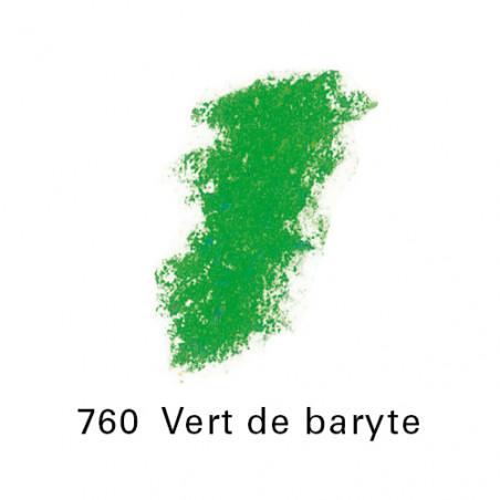 SEN PASTEL ECU GRAND 760 VERT DE BARYTE