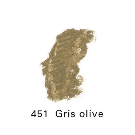SEN PASTEL ECU PETIT 451 GRIS OLIVE
