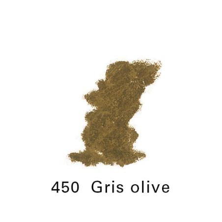 SEN PASTEL ECU PETIT 450 GRIS OLIVE