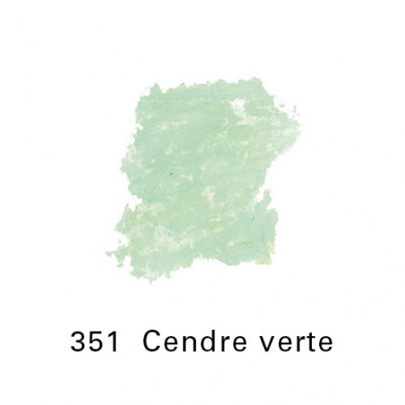 SEN PASTEL ECU GRAND 351 CENDRE VERTE