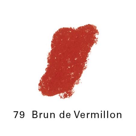 SEN PASTEL ECU PETIT 79 BRUN DE VERMILLON