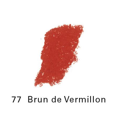 SEN PASTEL ECU PETIT 77 BRUN DE VERMILLON