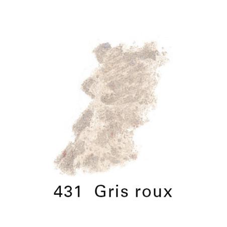 SEN PASTEL ECU PETIT 431 GRIS ROUX