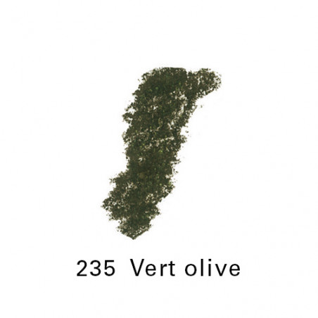 SEN PASTEL ECU GRAND 235 VERT OLIVE