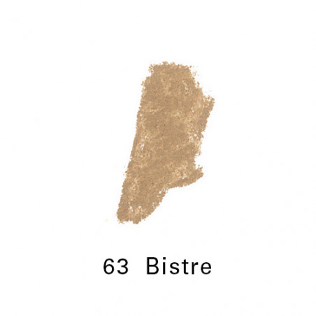 SEN PASTEL ECU PETIT 63 BISTRE