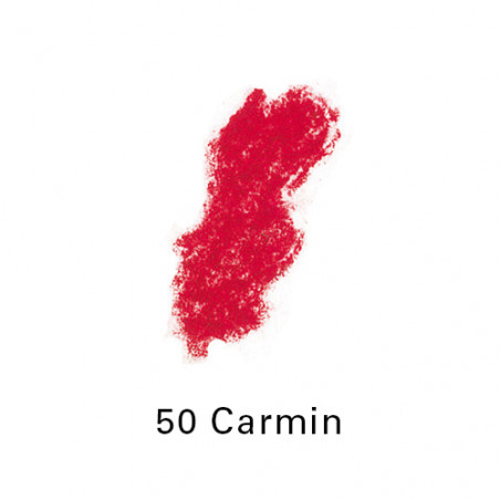 SEN PASTEL ECU PETIT 50 CARMIN