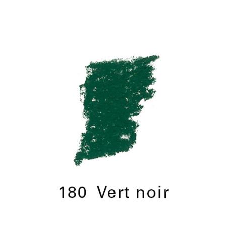 SEN PASTEL ECU GRAND 180 VERT NOIR