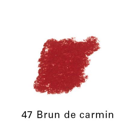 SEN PASTEL ECU PETIT 47 BRUN DE CARMIN