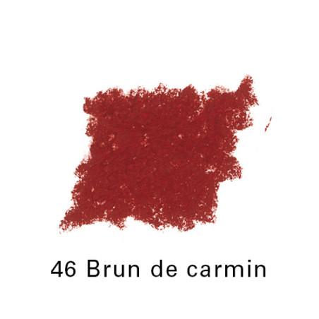 SEN PASTEL ECU PETIT 46 BRUN DE CARMIN