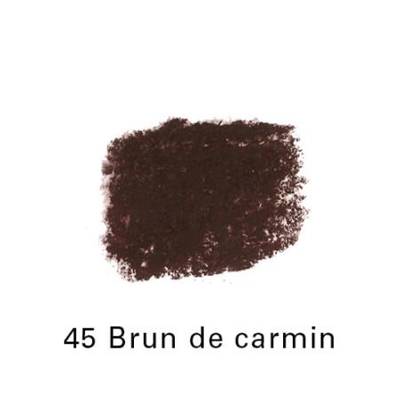 SEN PASTEL ECU PETIT 45 BRUN DE CARMIN