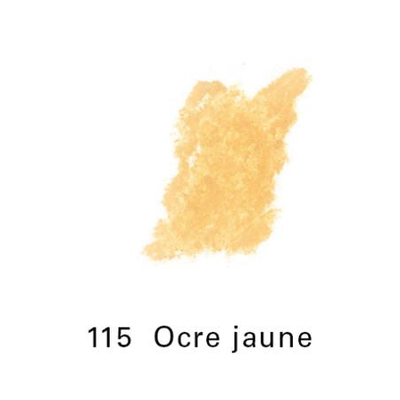 SEN PASTEL ECU GRAND 115 OCRE JAUNE