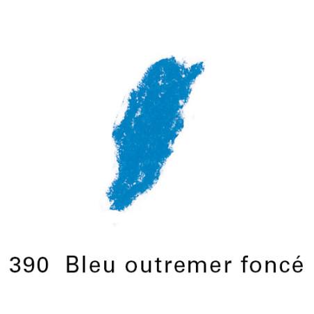 SEN PASTEL ECU PETIT 390 BLEU OUTREMER FONCE