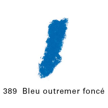 SEN PASTEL ECU PETIT 389 BLEU OUTREMER FONCE