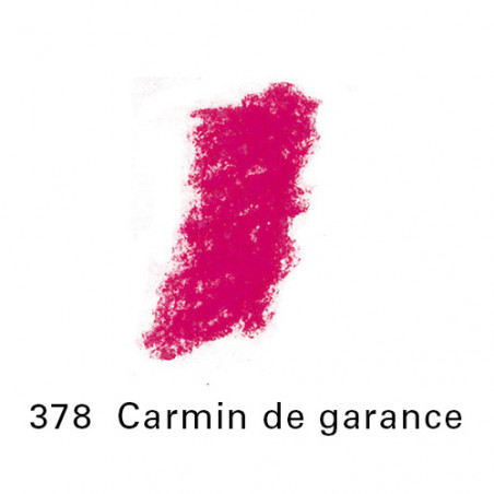 SEN PASTEL ECU PETIT 378 CARMIN DE GARANCE