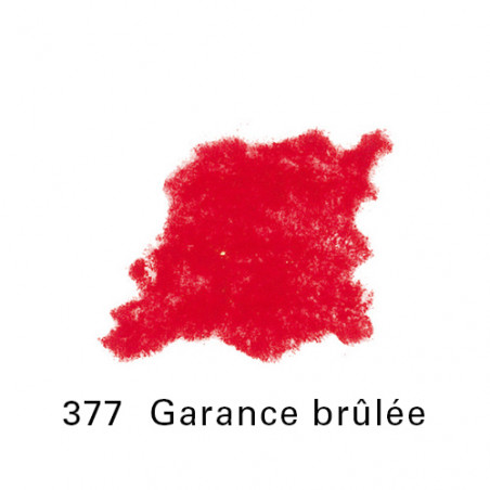 SEN PASTEL ECU PETIT 377 GARANCE BRULEE