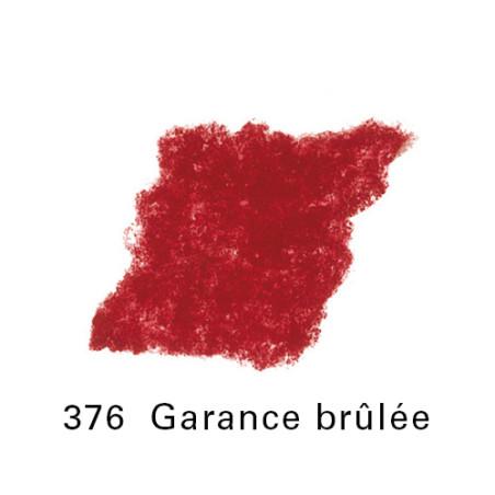 SEN PASTEL ECU PETIT 376 GARANCE BRULEE
